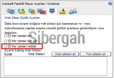 flash-player-global-web-sitesi-gizlilik-ayarlari